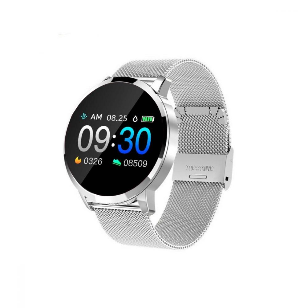 Smartwatch Roselin Malla Acero