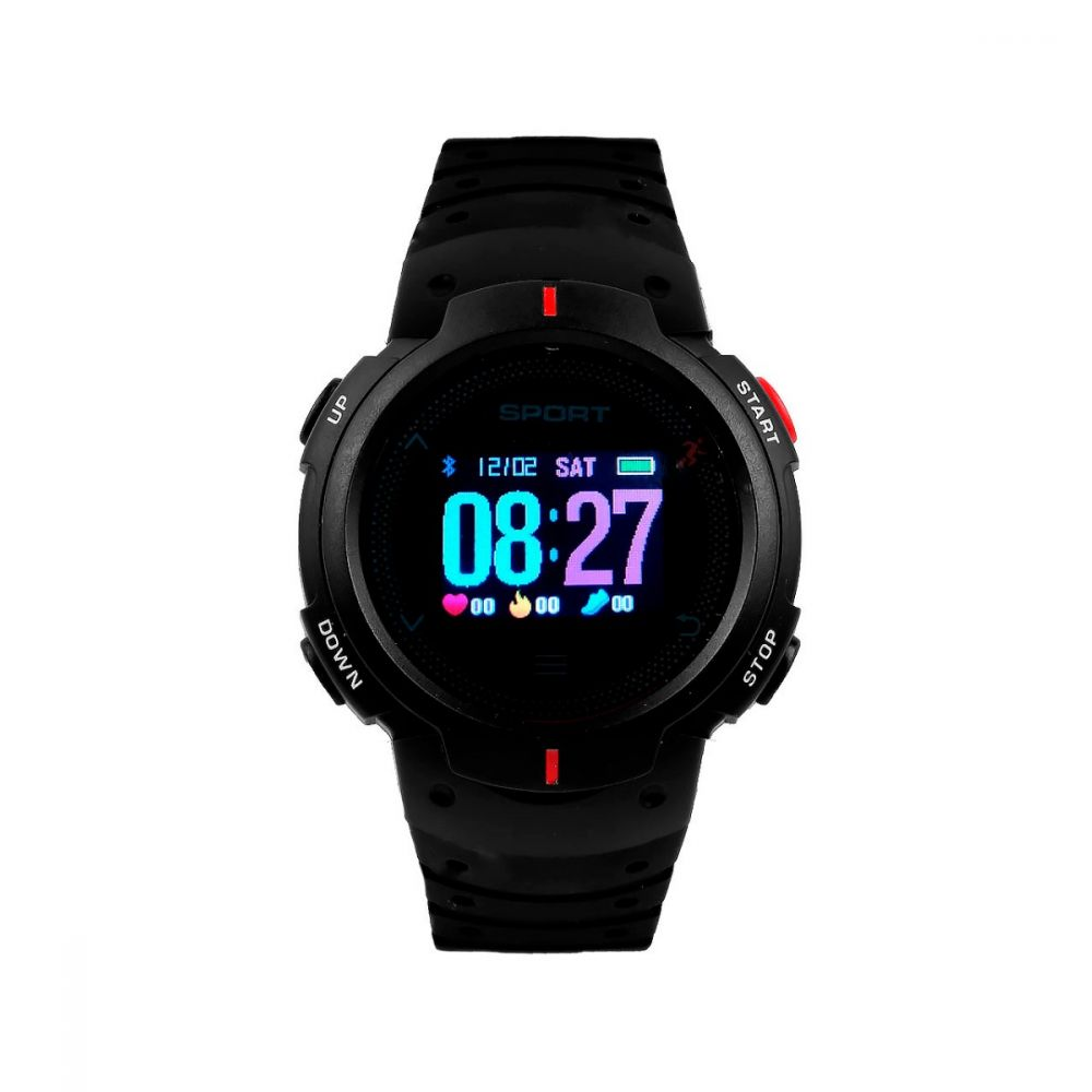 Reloj Smarwatch rojo RS Roslain Sport