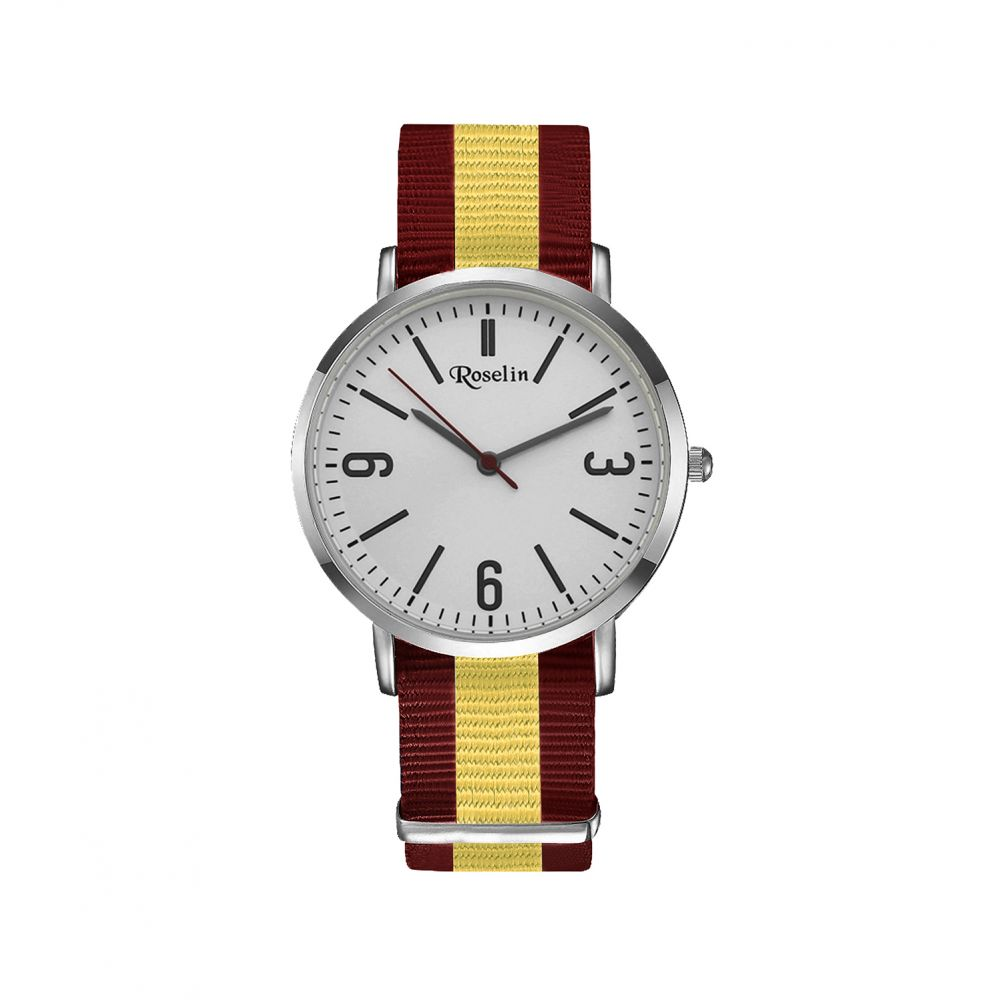 Reloj unisex nylon España Roselin Watches