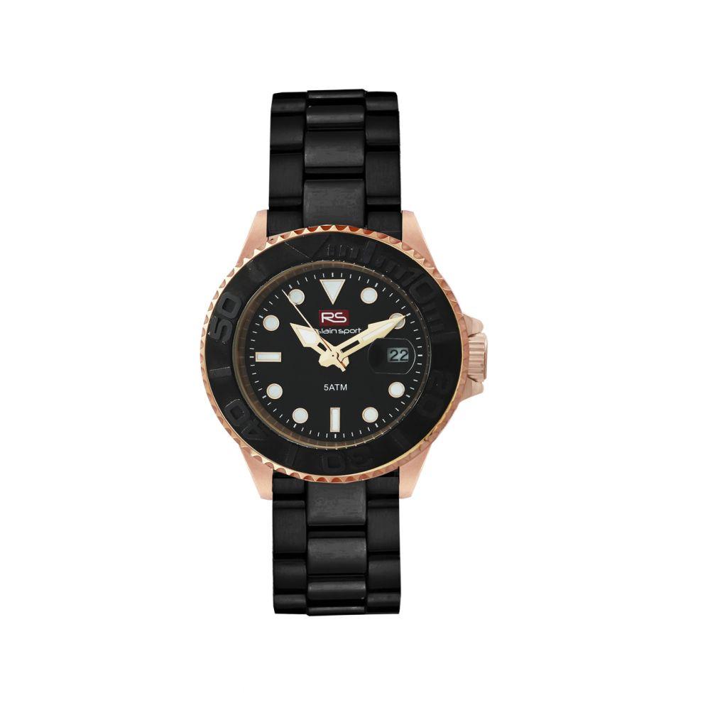 Reloj mujer acero y cerámica RS Roslain Sport