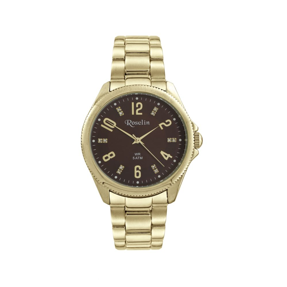 Reloj mujer acero ipg Roselin Watches