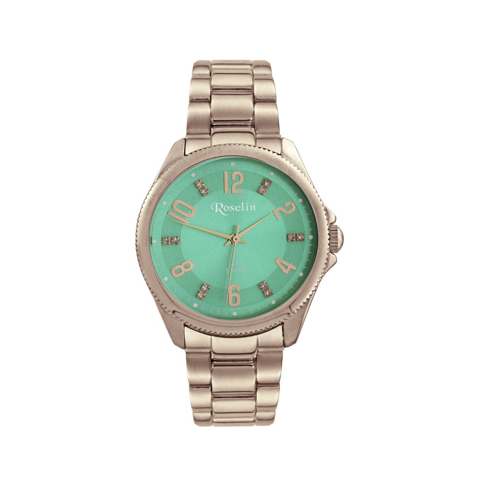 f880033c3774 Reloj mujer acero ipr Roselin Watches