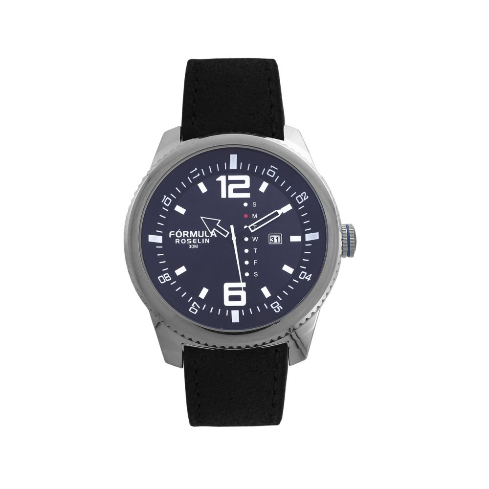 Reloj hombre piel Fórmula Roselin