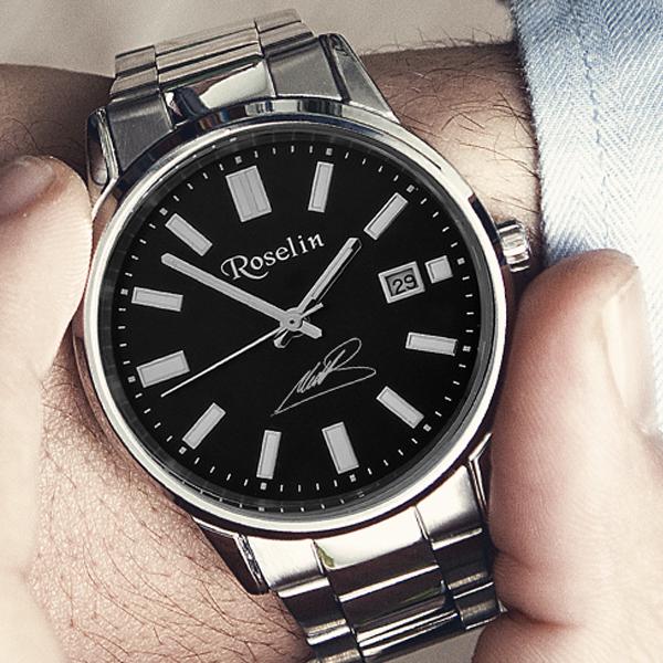 374de6c8cdf1 Cualquier ocasión será motivo para regalar un Roselin Watches  personalizado. Si el concepto de reloj ya había cambiado hace unos años y  había pasado a ser ...