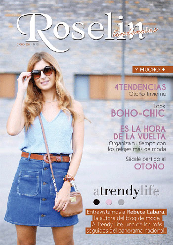 Revista Roselin Tendencias 2